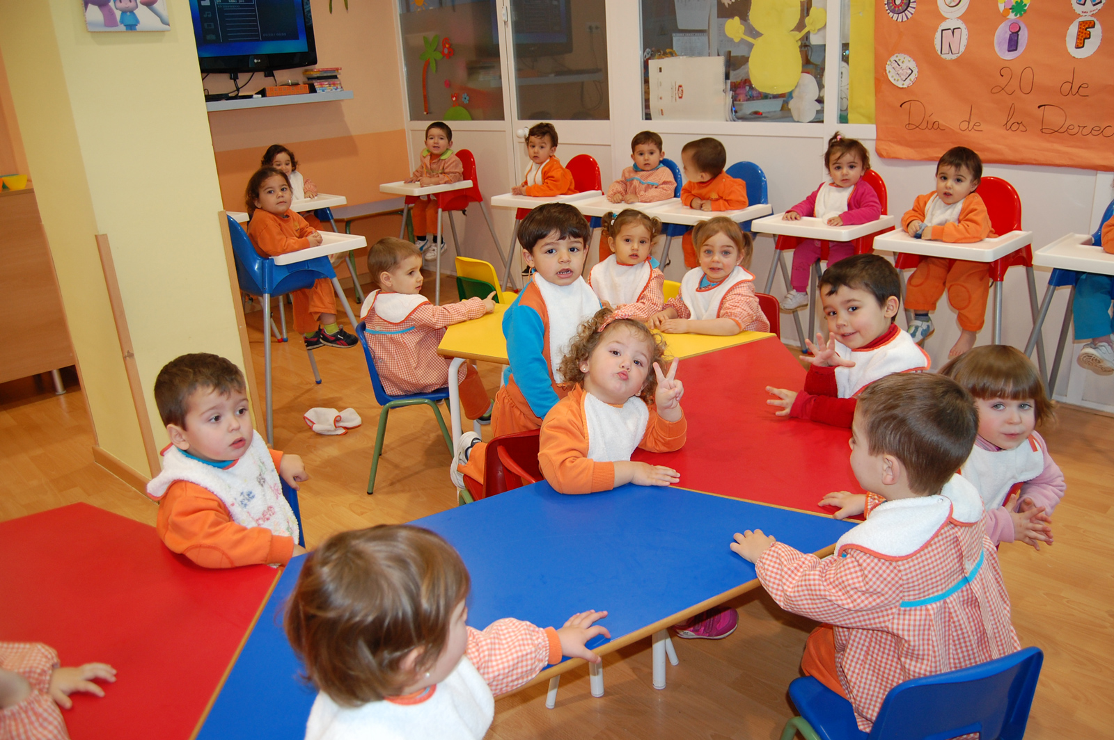 Ventajas de llevar a tus hijos a una Escuela Infantil