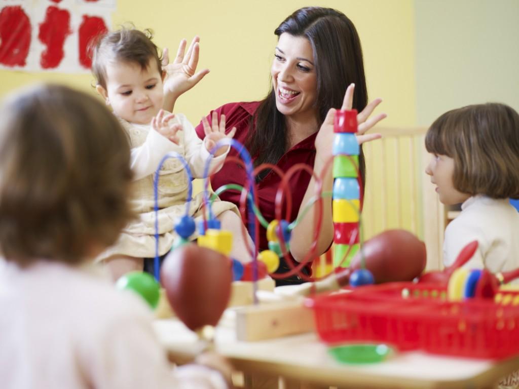 Educación sensorial en la Educación Infantil